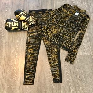 Nike Victory Dri Fit Pullover & Leggings Set